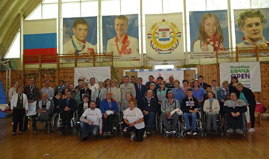 соревнования в Мордовии