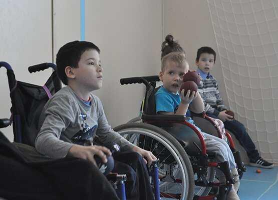 Благотворительный фонд помощи инвалидам