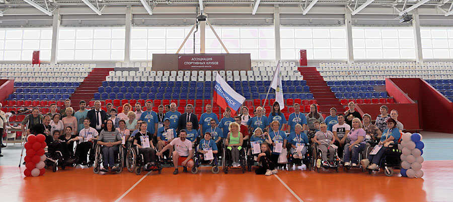 Соревнования в Нижнем Новгороде
