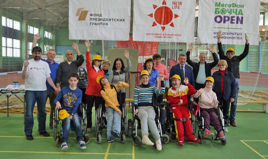 В Ростовской области прошли региональные турниры по бочча, новусу и настольному теннису