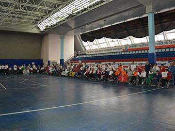 Окончен Открытый Чемпионат Поволжья по бочча