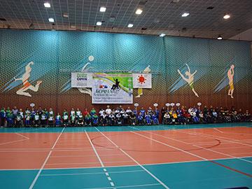 Сибирь впервые принимала спортсменов по бочча на Открытом турнире